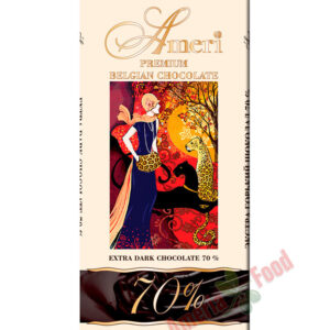 Ameri Extra Fine 70% Dark Chocolate bar