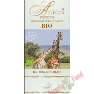 Ameri Milk chocolate 40% BIO