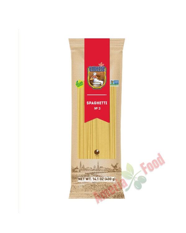 Ameria N3 Spaghetti Non-GMO pasta 30x400gr