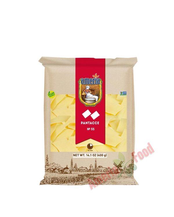 Ameria N55 Pantacce Non-GMO pasta 12x400gr