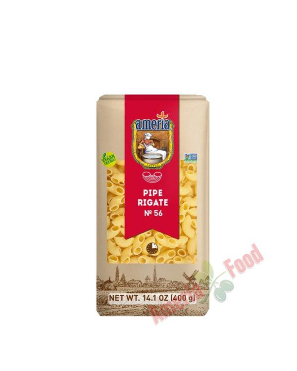 Ameria N56 Pipe Rigate Non-GMO pasta 30x400gr