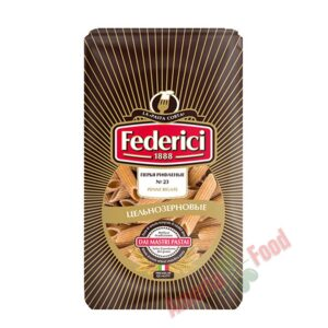 Federici-N23-Penne-Rigate-Whole-Wheat-30x400gr