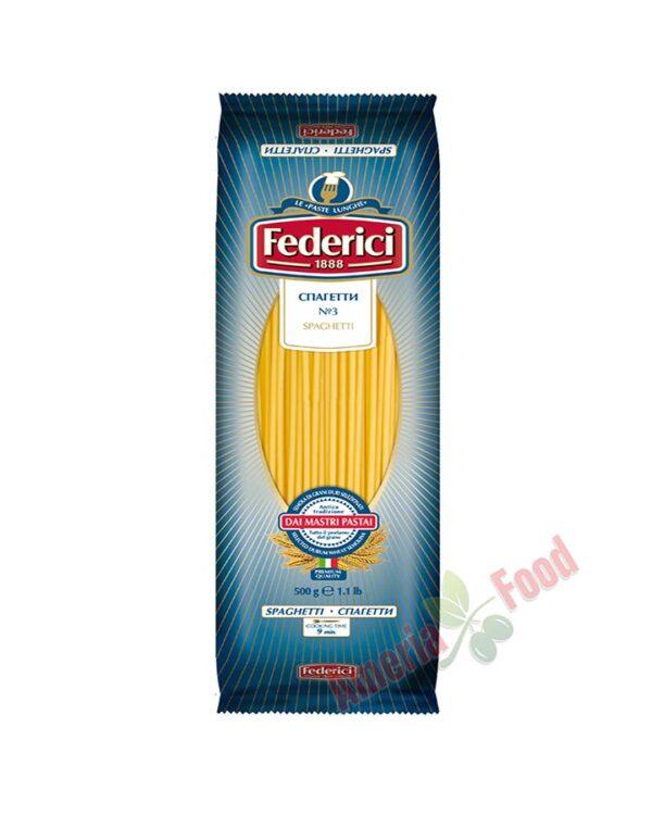 Federici-N3-Spaghetti-30x500gr