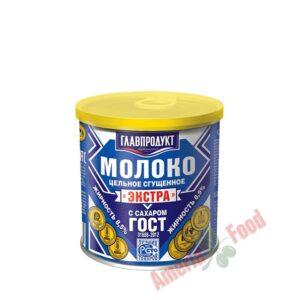 Glavprodukt-Condensed-milk-Extra-20x380gr