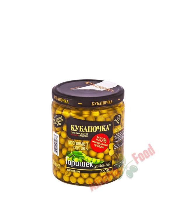 Kubanochka-Green-Peas-12x460gr