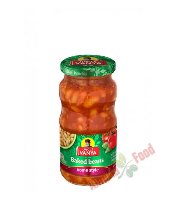 Uncle Vanya Home Style Baked Beans 480ml