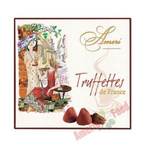 Ameri chocolate truffles French charm