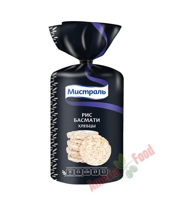 Mistral-Crispbreads-Rice-Basmati,-12x100g